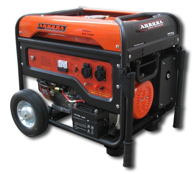 Бензиновые генераторы преимущества генератор